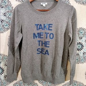 Old Navy Beach Weekend Sweater Size L